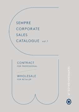 SEMPRE CORPORATE SALES CATAROGUE Vol.1の画像